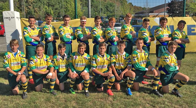 Equipe de Rugby Molsheim / Mutzig - Les cadets