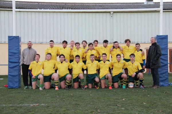 Equipe de Rugby Molsheim / Mutzig - Les Juniors