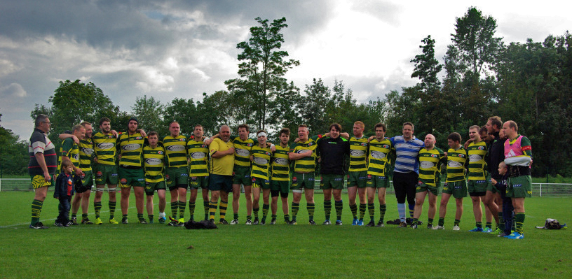 Equipe de Rugby Molsheim / Mutzig - Les Séniors