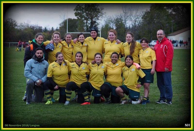 Equipe de Rugby Molsheim / Mutzig - Les Féminines