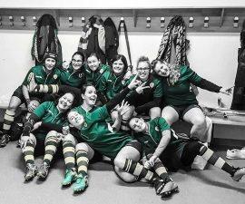 Dimanche sur le stade de Mutzig et pour la première fois match des Féminines les Gauloises